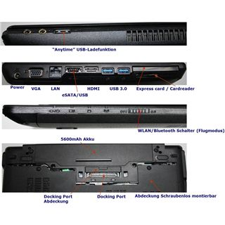 "Notebook 13.3"" (33,79cm) Terra Mobile 1341 Pro 1220249"