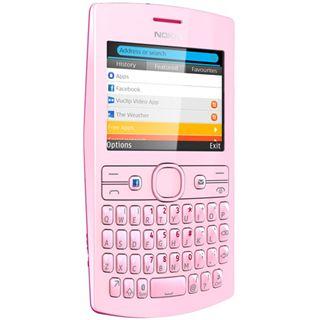Nokia Asha 205 Dual SIM 64 MB rosa