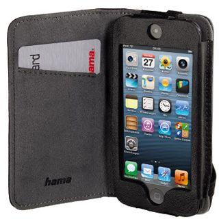 Hama Ledertasche Delicate für iPod touch 5G schwarz