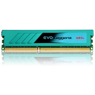 8GB GeIL EVO Leggera DDR3-1600 DIMM CL9 Single