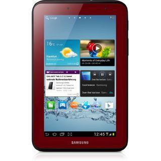 """10.1"""" (25,65cm) Samsung Galaxy Note 10.1 3G/WiFi/Bluetooth V4.0 16GB rot"""
