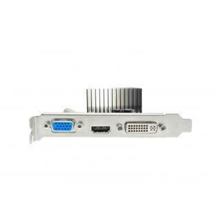 512MB Gainward GeForce 210 Low Profile Passiv PCIe 2.0 x16 1xDVI/1xHDMI/1xVGA (bulk)
