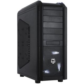 intel Core i7 3930K 32GB 3000GB DVD-Brenner GTX670 WaKü Cardreader