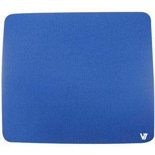V7 Mauspad 230 mm x 200 mm blau