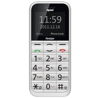 Tiptel Ergophone 6071 weiß