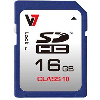 16 GB V7 ECC SDHC Class 4 Bulk
