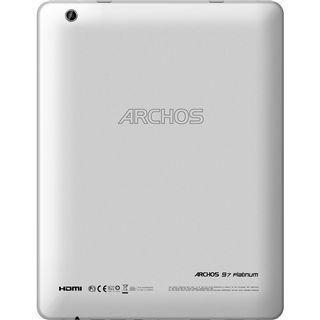 """9.7"""" (24,64cm) Archos 97 Platinum HD WiFi 8GB weiss"""
