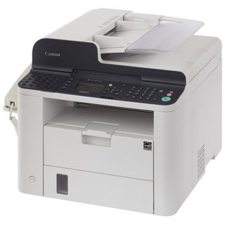 Canon i-SENSYS FAX-L410 S/W Laser Kopieren/Faxen USB 2.0
