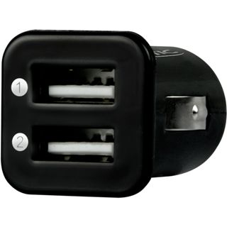 Arctic Dual Car Charger Ladegerät 2 x USB schwarz