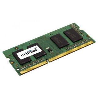 4GB Crucial CT4G3S1339MCEU DDR3-1333 SO-DIMM CL11 Single
