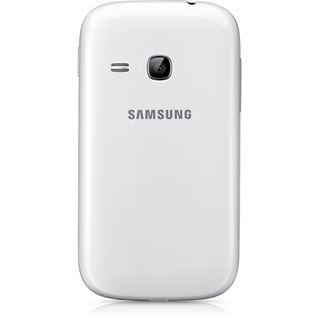 Samsung Galaxy Young DouS 4 GB weiß