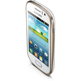 Samsung Galaxy Fame S6810 4 GB weiß