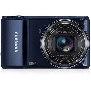 Samsung WB200F cobalt schwarz
