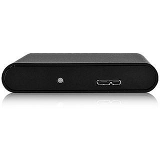 "ICY BOX IB-268StU3-B 2.5"" (6,35cm) USB 3.0 schwarz"