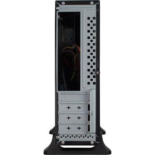 Inter-Tech SY M-261 Desktop 300 Watt schwarz