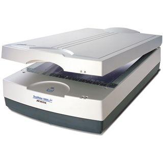 Microtek ScanMaker 1000XL Plus HDR Flachbettscanner FireWire/USB 2.0