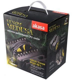 Akasa Venom Medusa AK-CC4010HP01 Tower Kühler