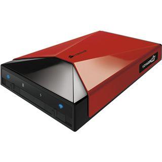 """500GB Corsair Voyager Air CMFAIR-RED-500-EU 3.5"""" (8.9cm) USB 3.0 rot"""