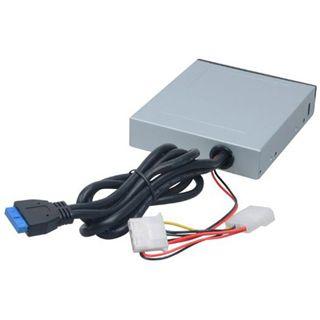 "Akasa USB 3.0 Panel für 3,5"" (AK-ICR-19)"