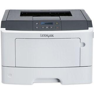 Lexmark MS410d S/W Laser Drucken LAN/Parallel/USB 2.0