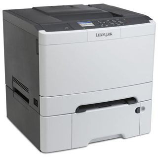 Lexmark CS410dtn Farblaser Drucken LAN/USB 2.0