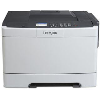 Lexmark CS410n Farblaser Drucken LAN/USB 2.0