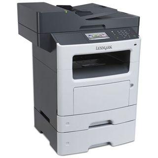 Lexmark MX511dte S/W Laser Drucken/Scannen/Kopieren/Faxen LAN/USB 2.0