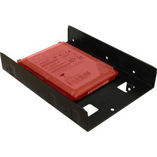 """Inter-Tech 88885232 Einbaurahmen für 2x 2.5"""" Festplatten (88885232)"""