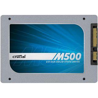 "960GB Crucial M500 2.5"" (6.4cm) SATA 6Gb/s MLC (CT960M500SSD1)"