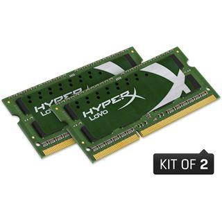 16GB HyperX Plug n Play DDR3L-1600 SO-DIMM CL12 Dual Kit