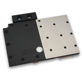 EK Water Blocks EK-FC R9-280X Matrix - Acetal+Nickel Full Cover VGA Kühler
