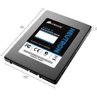 """64GB Corsair Neutron 2.5"""" (6.4cm) SATA 6Gb/s MLC synchron (CSSD-N64GB3-BK)"""