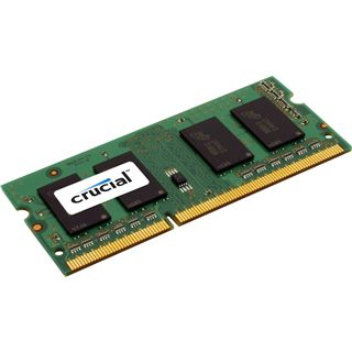 4GB Crucial CT4G3S160BMCEU DDR3L-1600 SO-DIMM CL11 Single