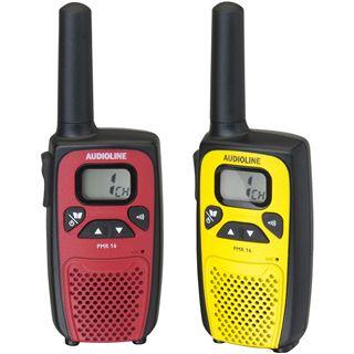 Audioline PMR 16 Funkgeräte