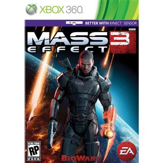 Electronic Arts GmbH Mass Effect 3 (XBOX360)