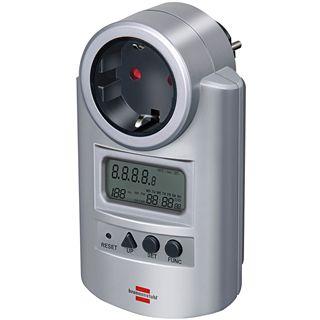 Brennenstuhl Energiemessgerät PM 231 E Schwarz/Silber