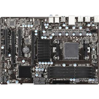 ASRock 970 Pro3 AMD 970 So.AM3+ Dual Channel DDR ATX Retail