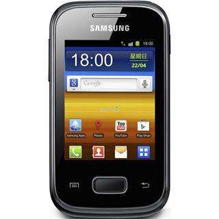 Samsung Galaxy Pocket Plus S5301 4 GB schwarz