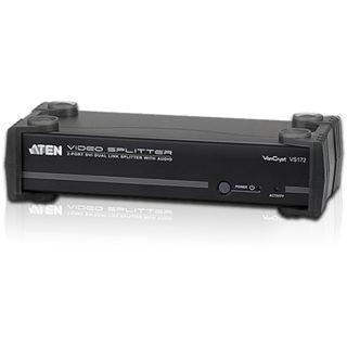 ATEN Technology Video-Splitter für 3x DVI (VS172-AT-G)