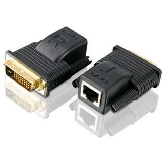 Aten Technology Mini DVI Over Cat5e/6 Extende