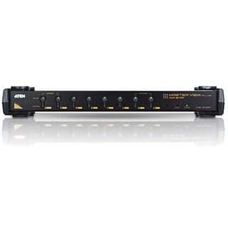 ATEN Technology CS9138Q9-AT-G 8-fach Desktop KVM-Switch