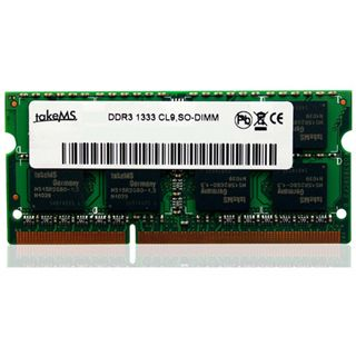 2GB takeMS Value DDR2-667 SO-DIMM CL5 Single