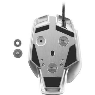 Corsair Vengeance M65 FPS Laser Gaming Mouse USB weiß (kabelgebunden)