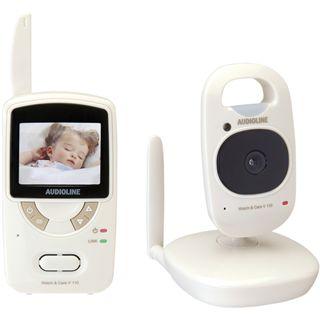 Audioline Watch & Care V 110 Babyfon