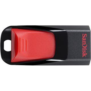 64 GB SanDisk Cruzer Edge rot/schwarz USB 2.0