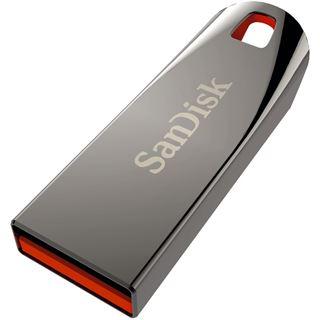 16 GB SanDisk Cruzer Force silber USB 2.0
