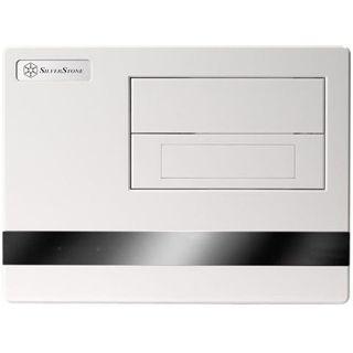 Silverstone Sugo SG02-F USB 3.0 Wuerfel ohne Netzteil weiss