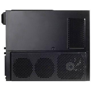 Silverstone Sugo SG09B Wuerfel ohne Netzteil schwarz
