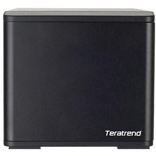 "Silverstone SST-TS231U 3.5"" (8,89cm) eSATA/USB 3.0 schwarz"