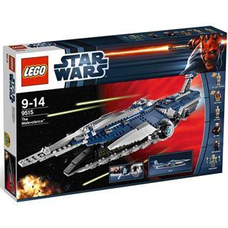 LEGO 9515 Star Wars - The Malevolence